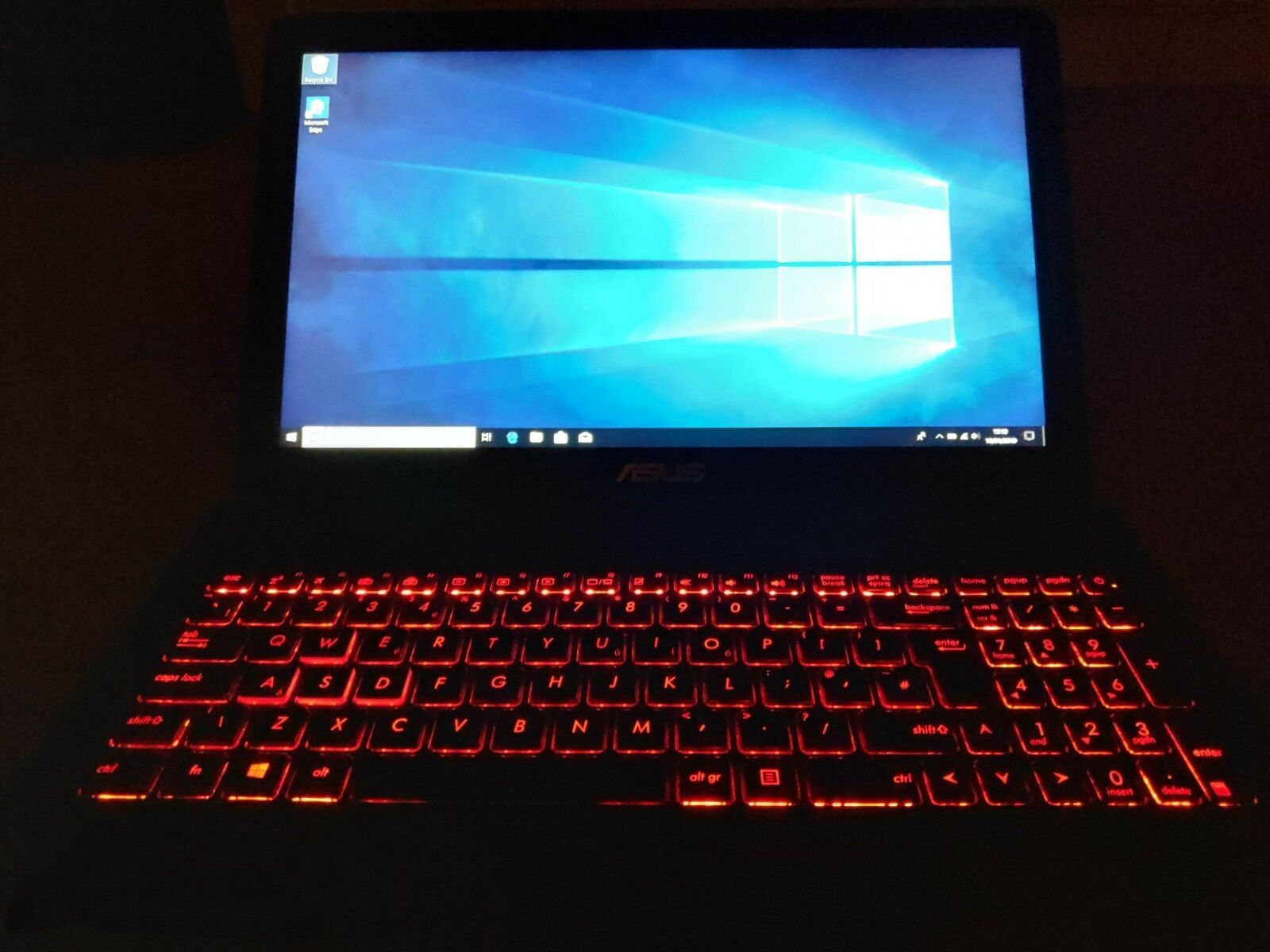 Asus Rog G551jw Gaming Laptop I7 4720hq 3 6ghz Gtx 960m 8gb Ram