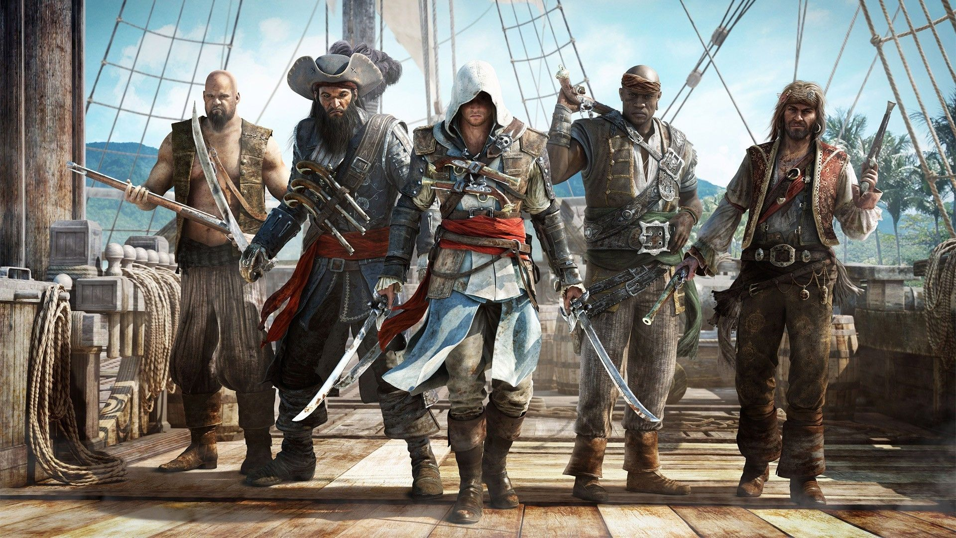 Assassin S Creed Iv Black Flag Wallpaper Assassin S Creed