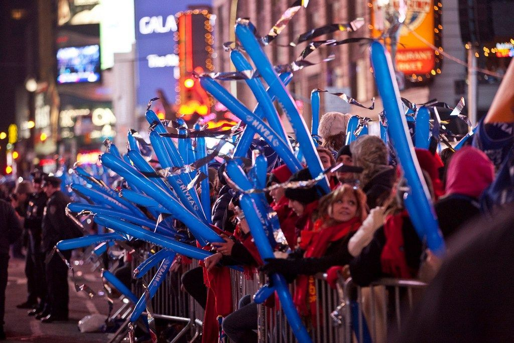 Times Square Live Stream New year's eve activities