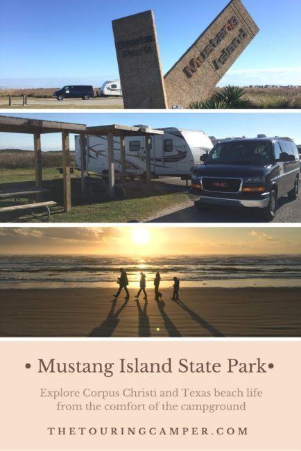 Mustang Island State Park, Corpus Christi, TX | Mustang ...