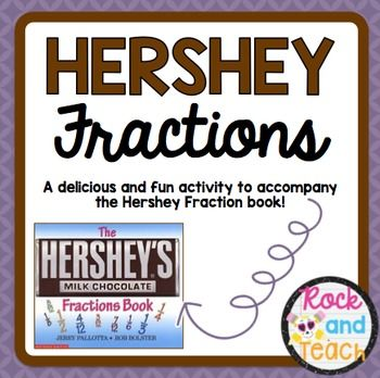 This activity is a great follow up after reading the Hershey\'s ...
