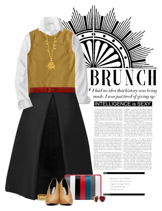 """""""Mother's Day Brunch Goals"""" by dawn-scott ❤ liked on Polyvore featuring Zizzi, J.Crew, TIBI, Balenciaga, Kenneth Jay Lane, STELLA McCARTNEY, Kate Spade and Betsey Johnson"""