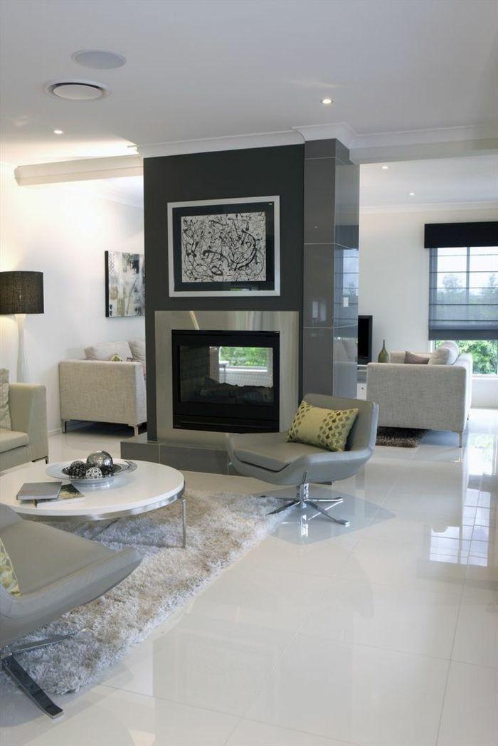 Bodenfliesen Wohnzimmer Schöne Ideen Für Den