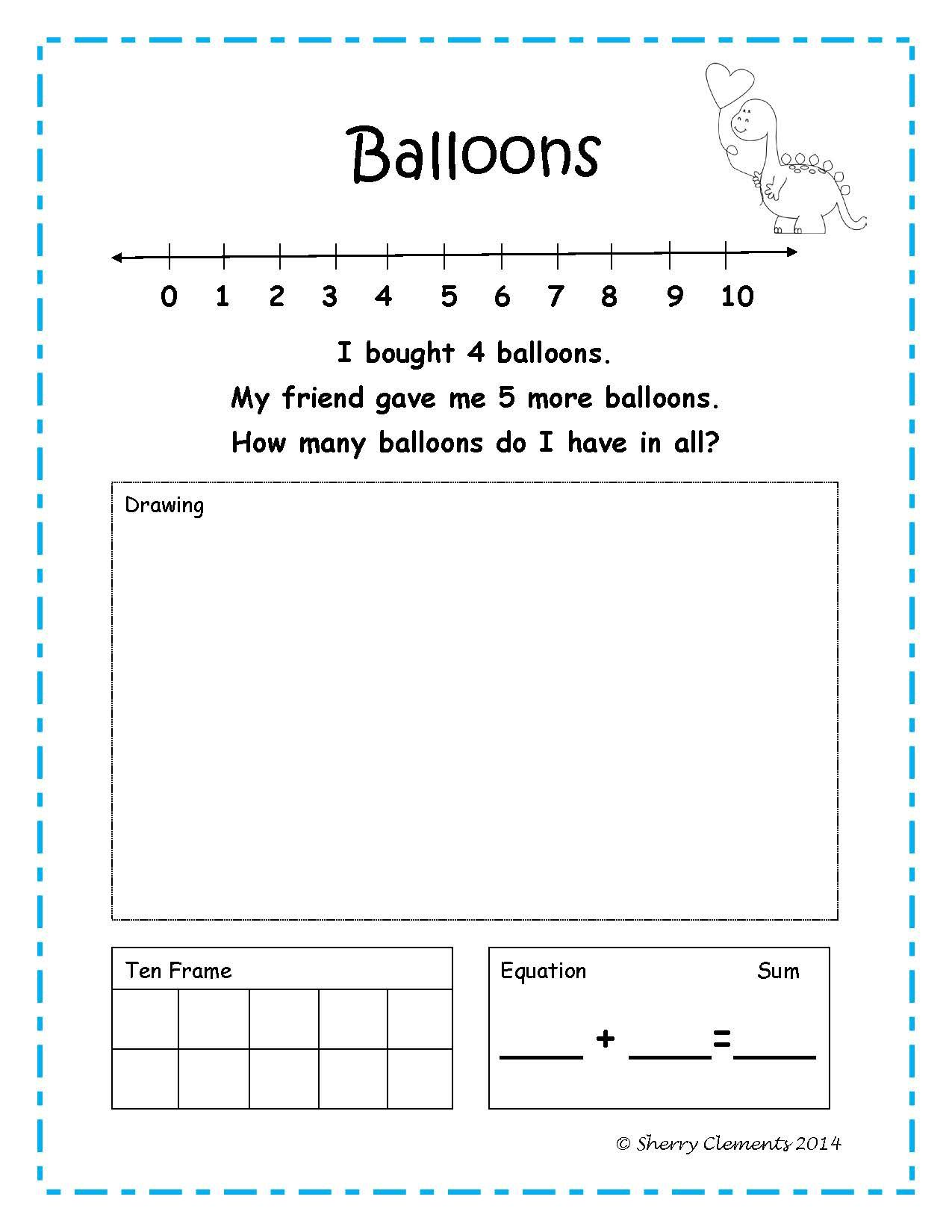Valentines Day Addition Word Problems Addition Words Math Word Problems Word Problem Worksheets Story problems addition and subtraction