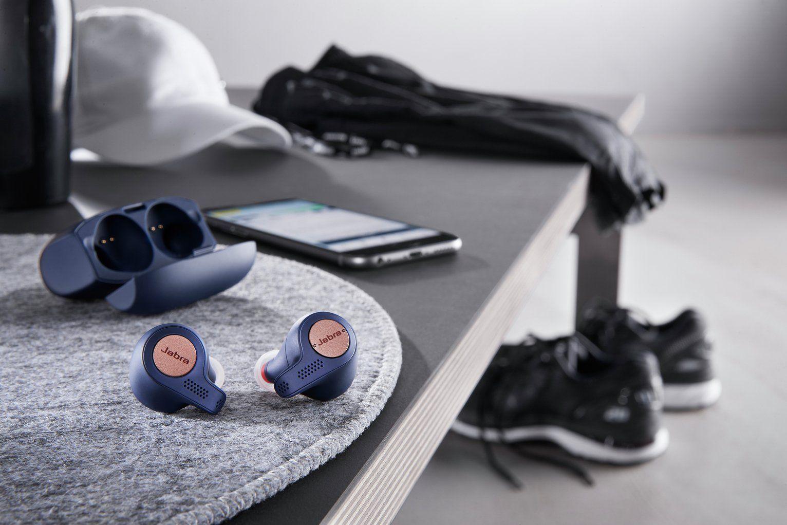 Buy Jabra Elite Active 65t InEar True Wireless headphones