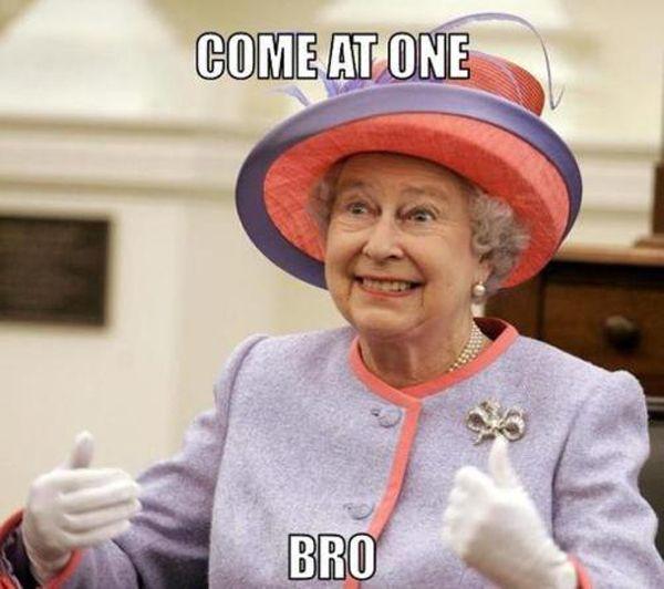 9 Best Queen Elizabeth Memes Queen Elizabeth Memes Laugh Just For Laughs
