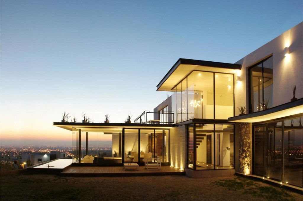 Acill Atem House in México by Broissin Architects