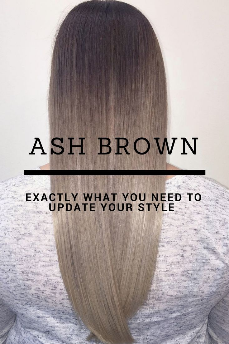 34 Sassy Looks With Ash Brown Hair | short hairstyles ...