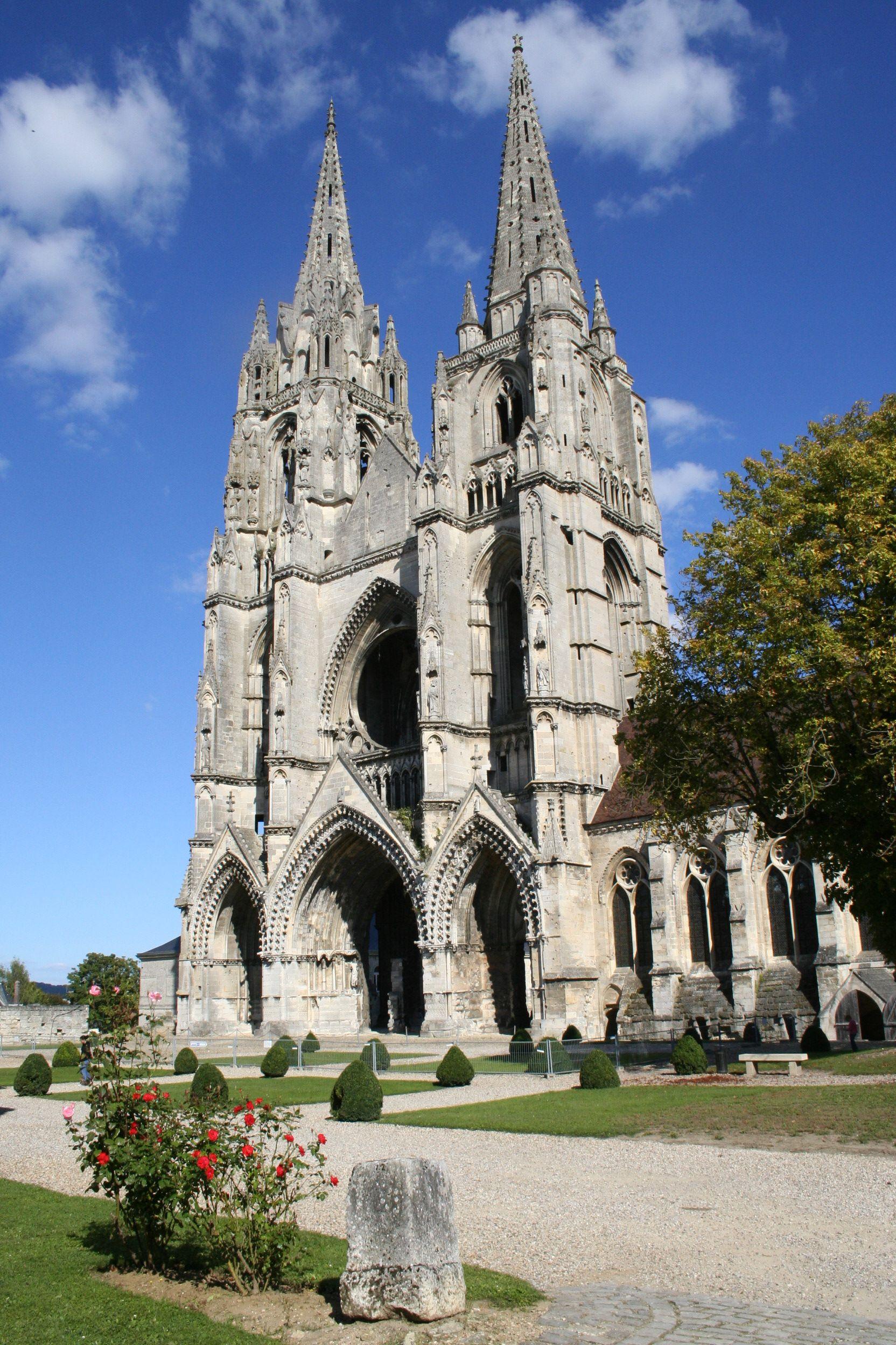 Abbaye saint jean des vignes visitez soissons visit soissons abbaye saint et saint jean - Office de tourisme de soissons ...