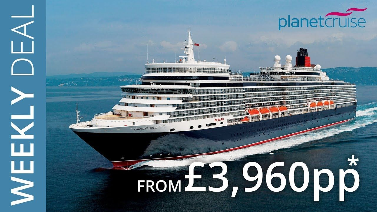 Cool Cunard Queen Elizabeth San Francisco To Southampton Cruise - Cruise ship promotions