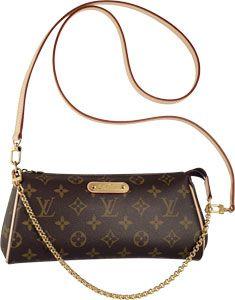 92071f39d Louis Vuitton Eva Clutch. Mi bolsos, tanto para fiesta como diario. LoVe.