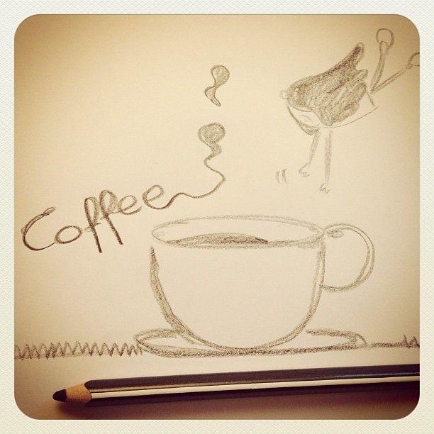 Buongiorno con @giKitchen #caffe