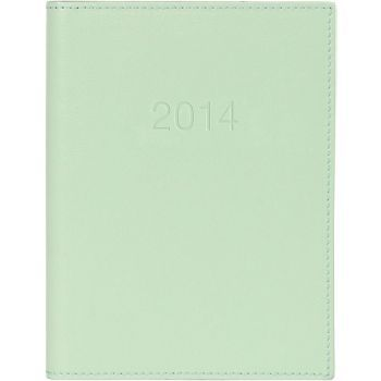 2014 Cavallini Aqua Daily Planner
