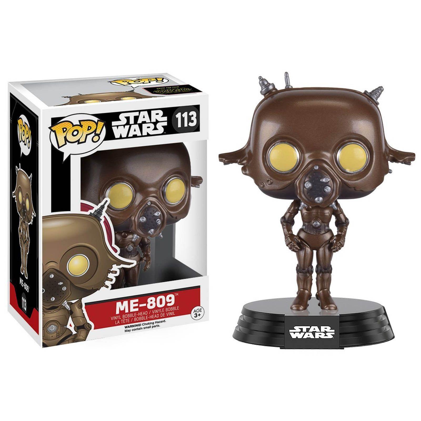 Funko Star Wars Force Awakens POP ME-809 Bobble Head Vinyl Figure - Radar Toys
