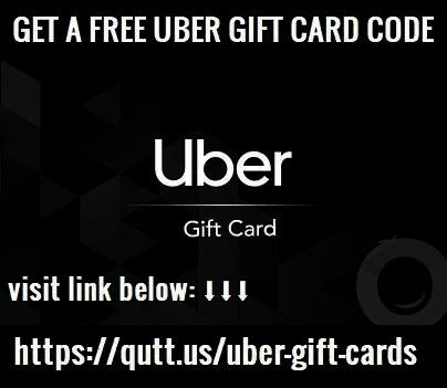 Cards Codes Generator No Survey or No Human Verification 2019  Uber Gift Card Generator Are you searching for free Uber Live codes Then you are in the right pla Uber Gift...