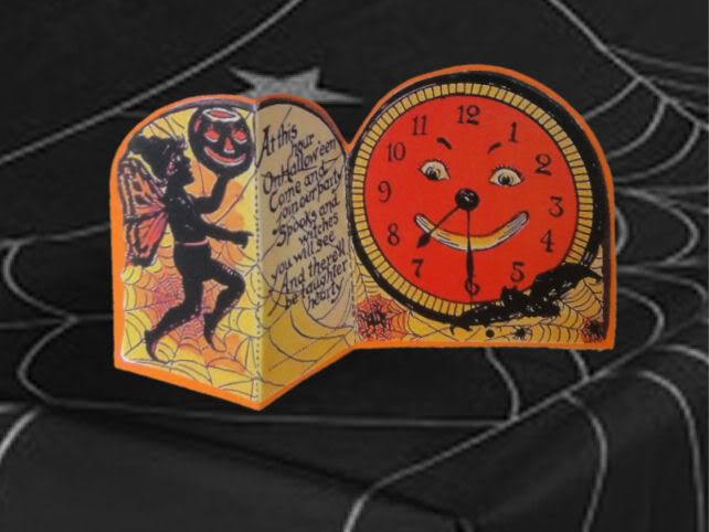 Altered Artifacts Are We Ready For Halloween Projects Free Vintage