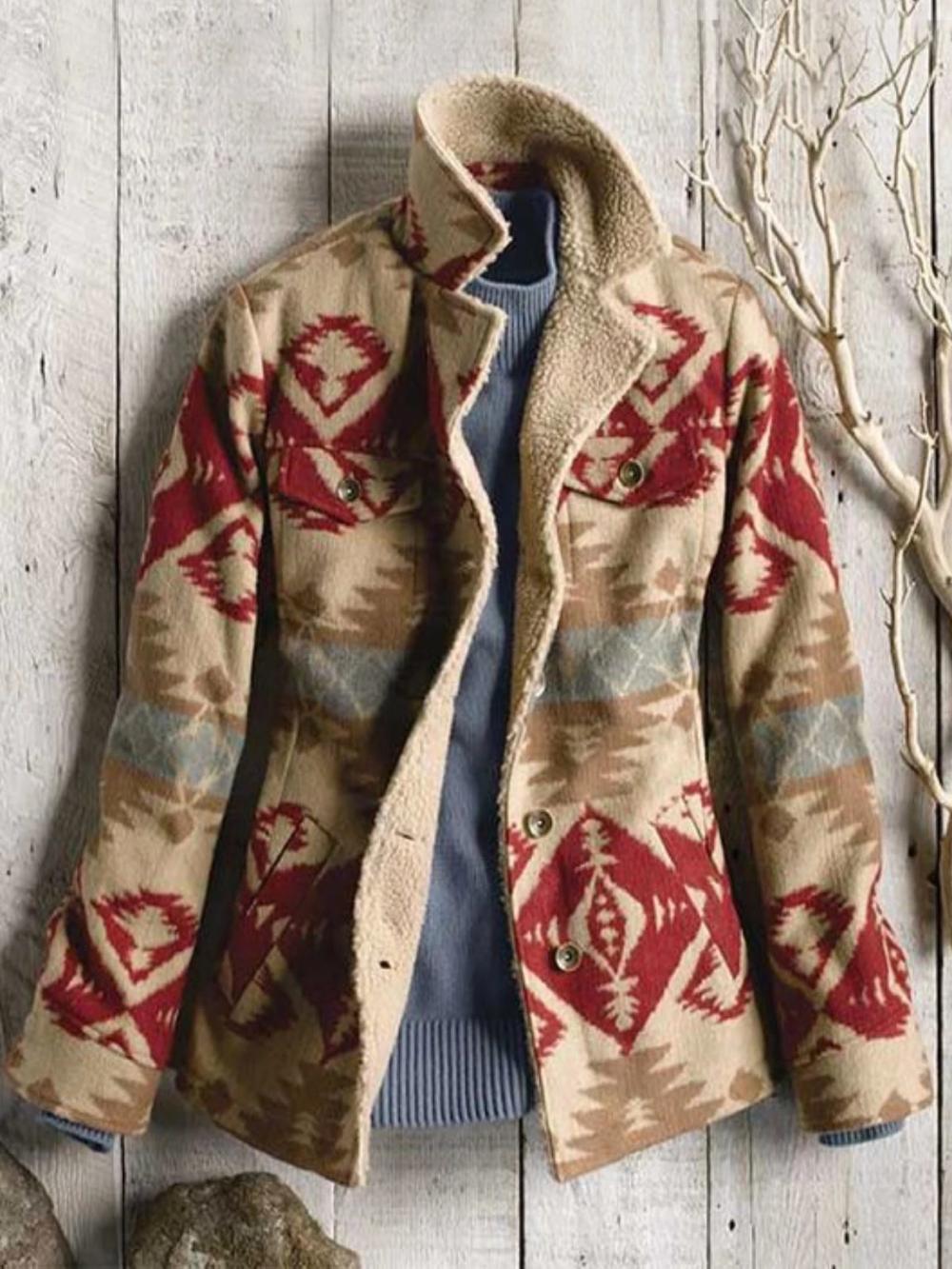 Long Sleeve Casual Outerwears – Buranan