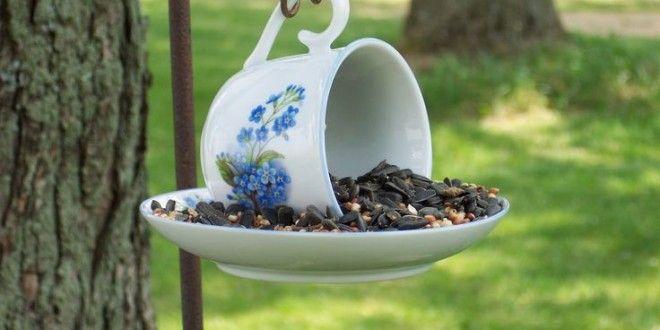 Csészéből madáretető #diy @ezer5let