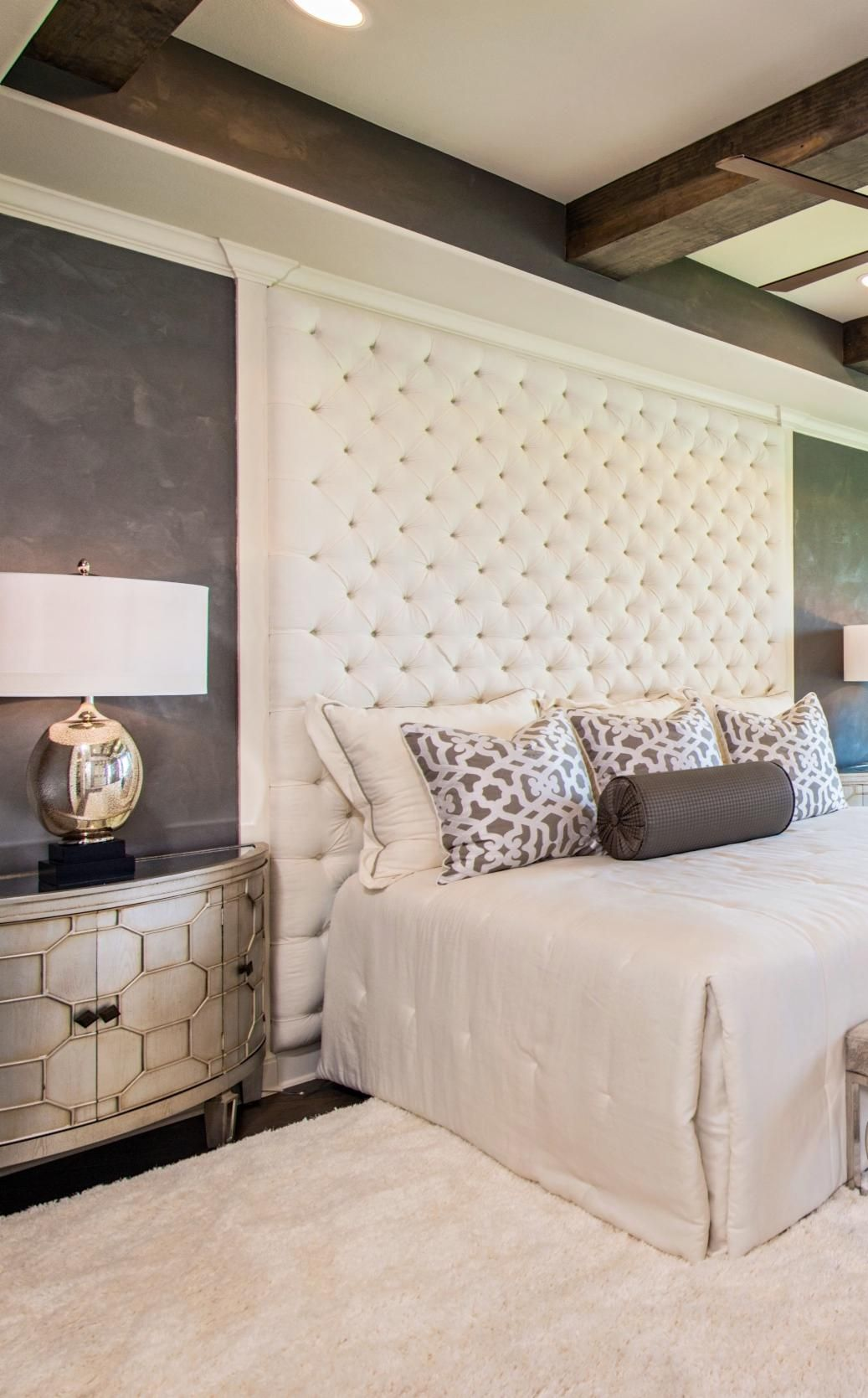 Say hello to your master bedroom summer
