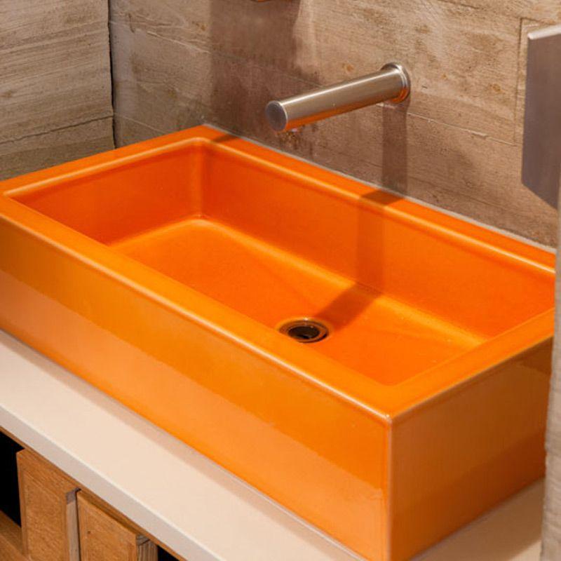 Merveilleux 01 Orange Sink 800×800 Pixels