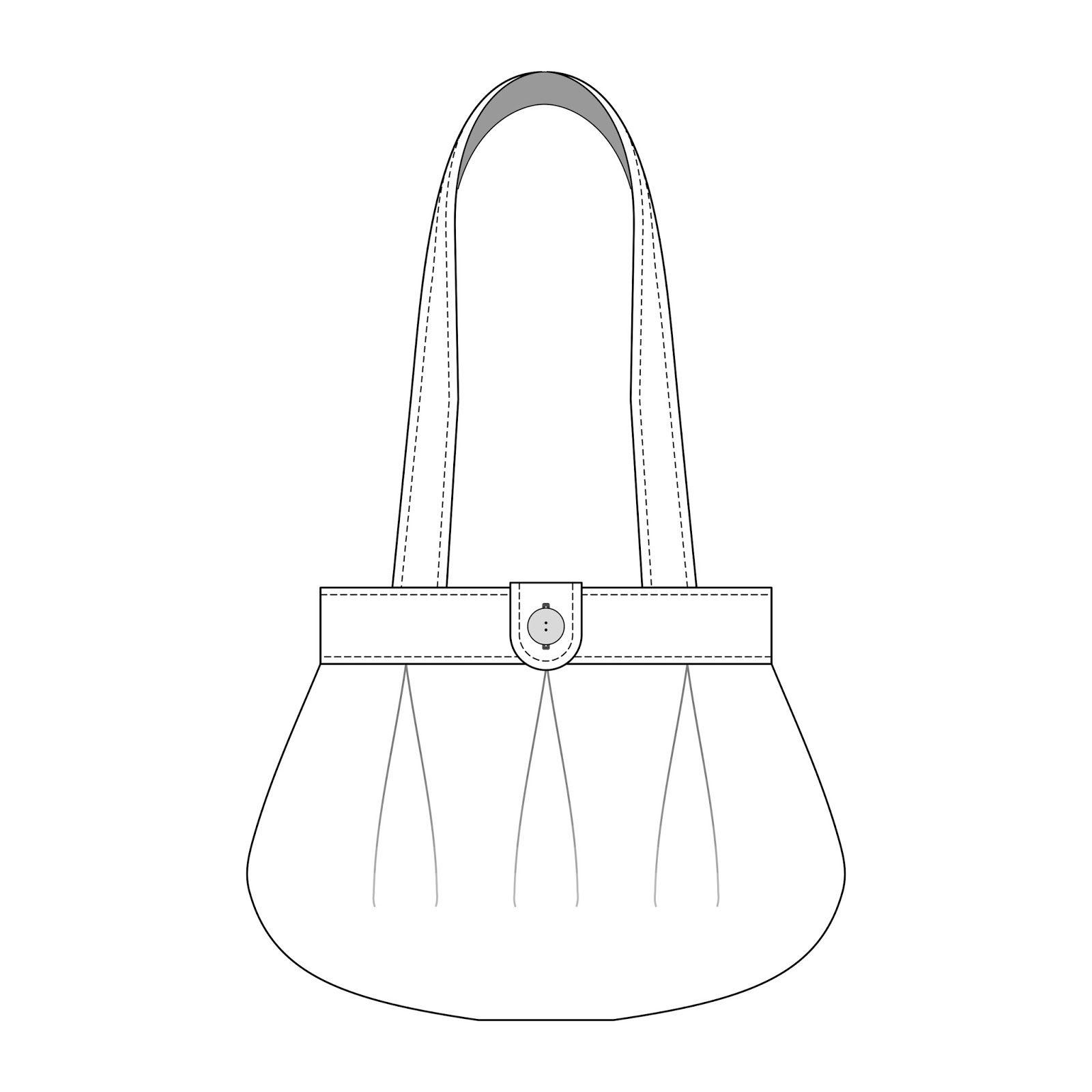 CLICK HERE TO BUY THE ANYA SHOULDER BAG PATTERN - £5.00       Meet the Anya shoulder bag pattern...       Style:     The Anya should...