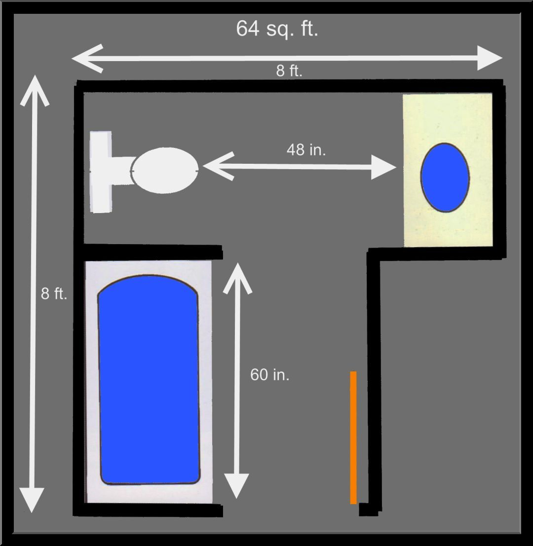 5x8 Bathroom Floor Plans   Http://www.smallbathrooms.club/5x8 Bathroom  Floor Plans.html