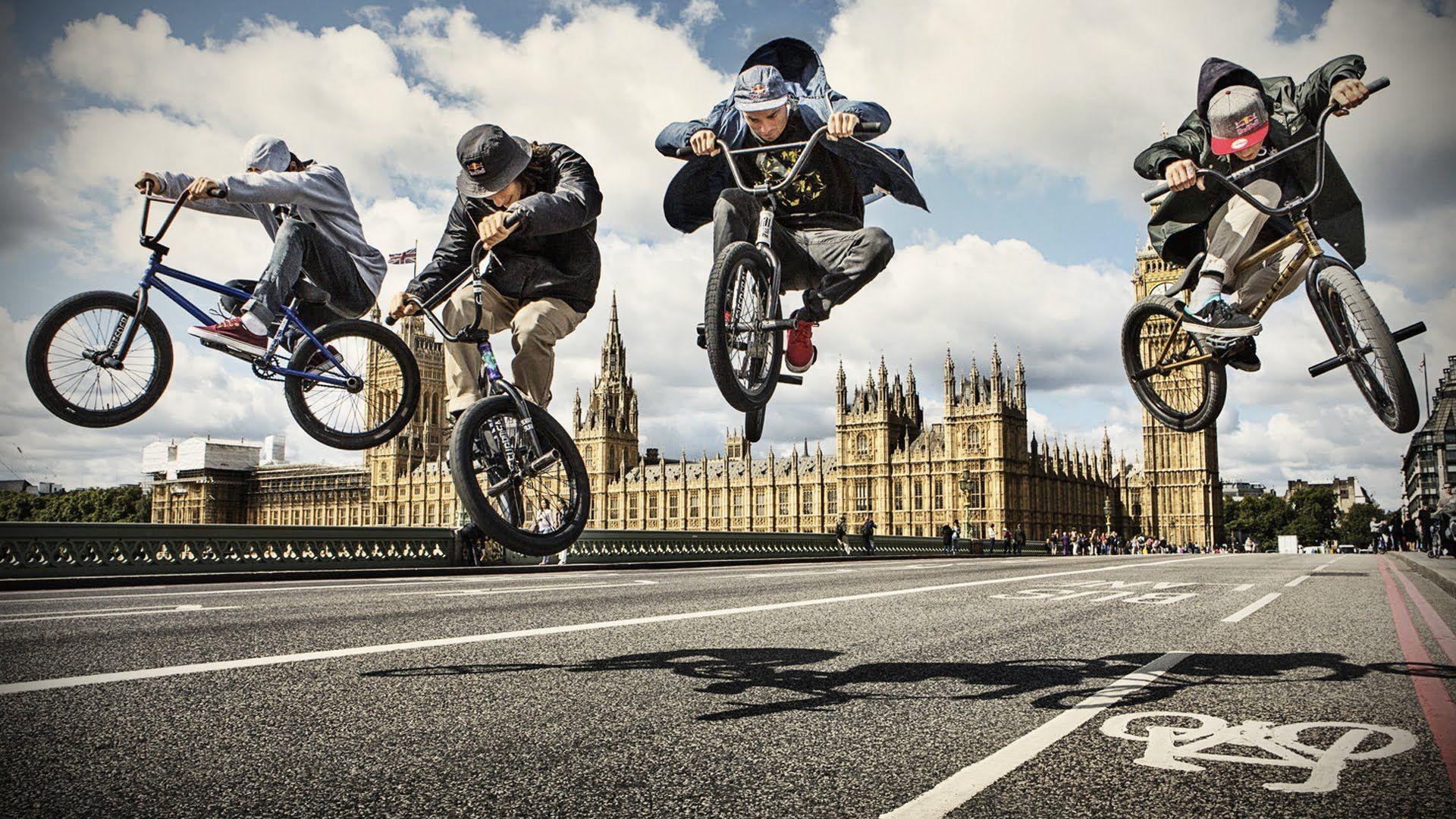 Extreme Bike Parkour Hd Adrenaline Channel Bmx Street Bmx