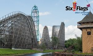 Single Day Admission To Six Flags Great Adventure 45 Off Six Flags Great Adventure Six Flags Greatest Adventure