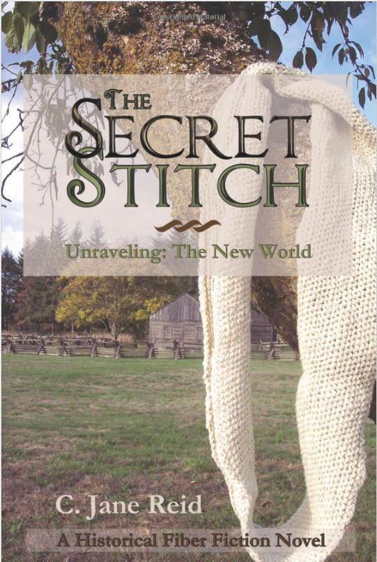 The Secret Stitch Historical Fiction With A Yarny Twist Crochet