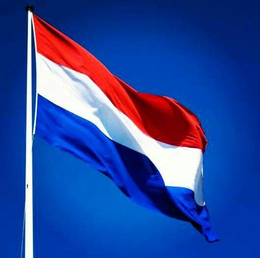 5 Mei Bevrijdingsdag Nederland Vlag Holland