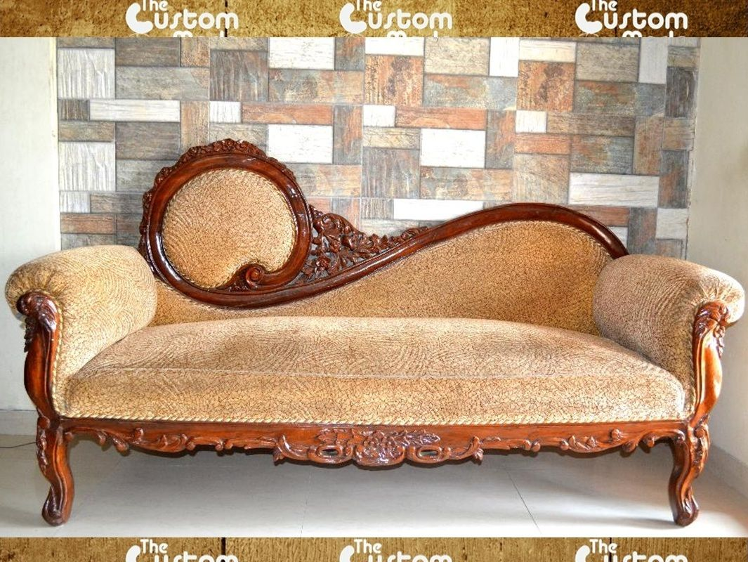 Elegant Royal Diwan Sofa Available With The Custom Made