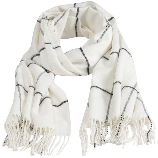 Stina scarf (€16) ❤ liked on Polyvore featuring accessories and scarves