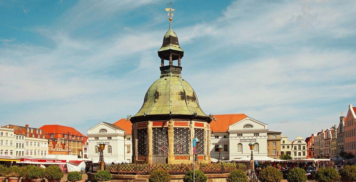 Hochschulen in Wismar (MecklenburgVorpommern