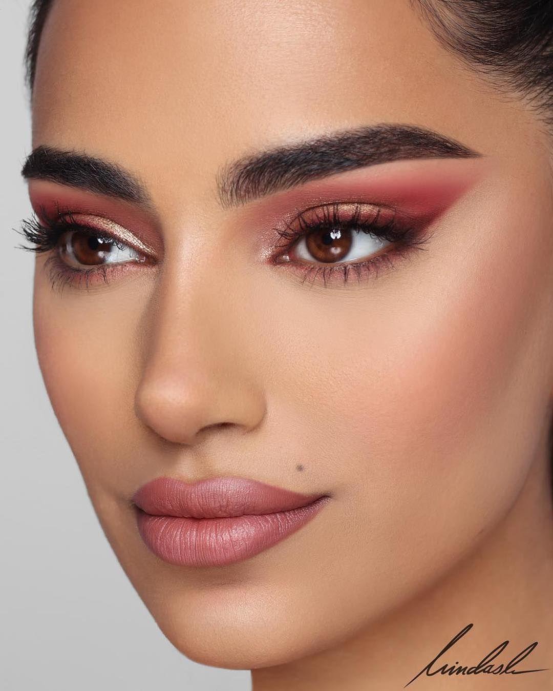 """Shaeghe شائقه on Instagram """"LA Fantasy 🍒 Full face of"""