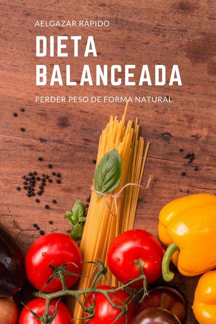 Dieta balanceada es una app que te enseña la importancia..