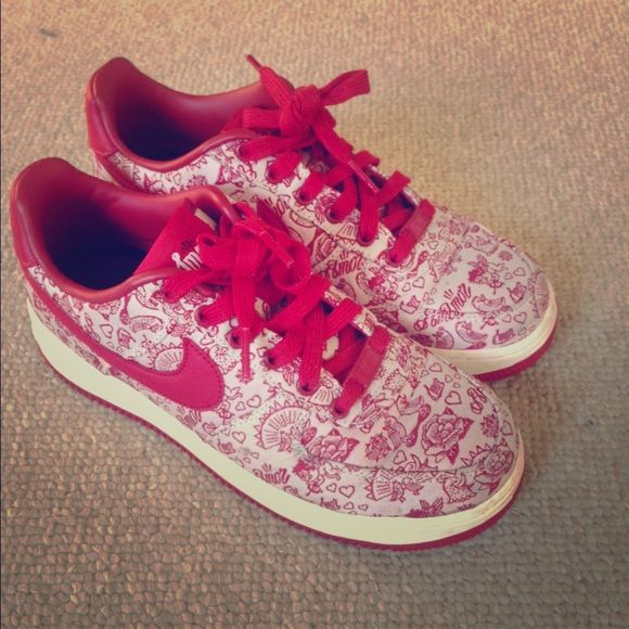 Valentine S Day Nike Air Force Ones Outlet Value Blog Shoes