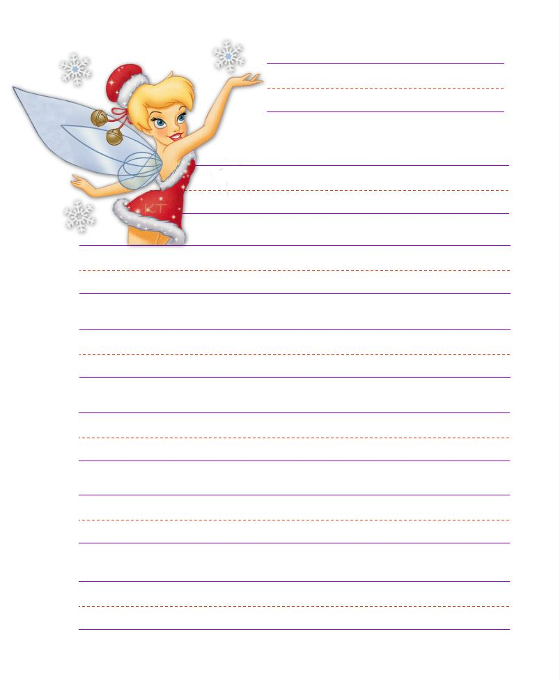 Tinkerbell-Christmas-kid-stationary-1.jpg (804×976)