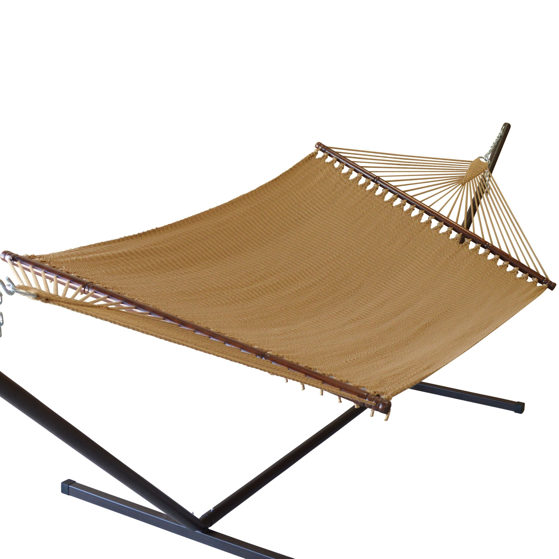 Jumbo caribbean hammock inch softspun polyester multicolor
