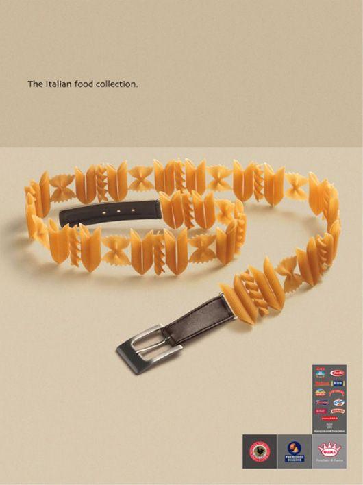 Pasta belt - Barilla