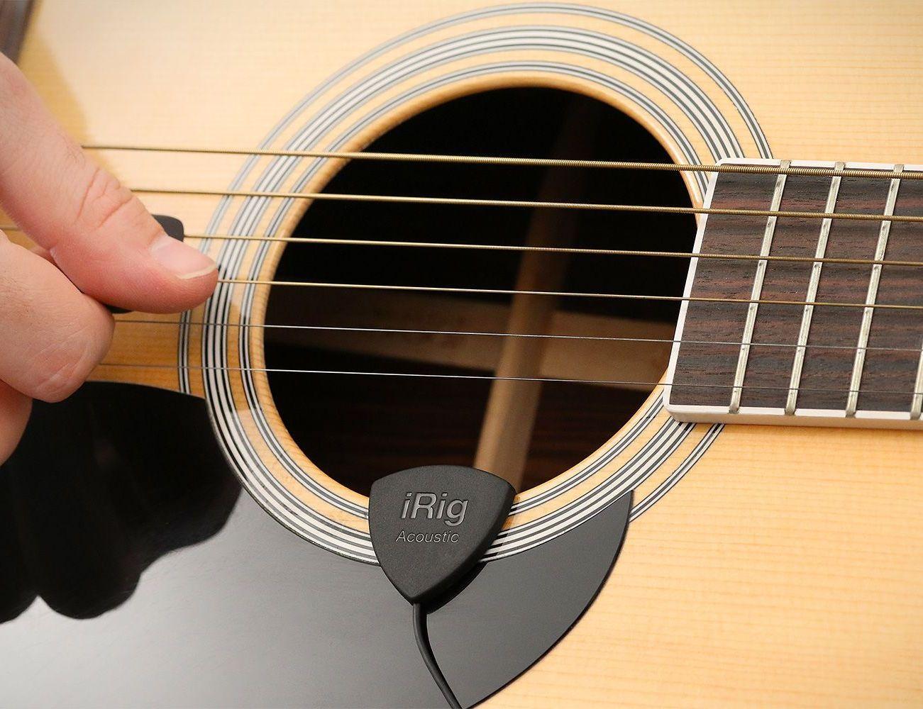 Irig Acoustic Guitar Microphone Irig Acoustic Guitar Acoustic