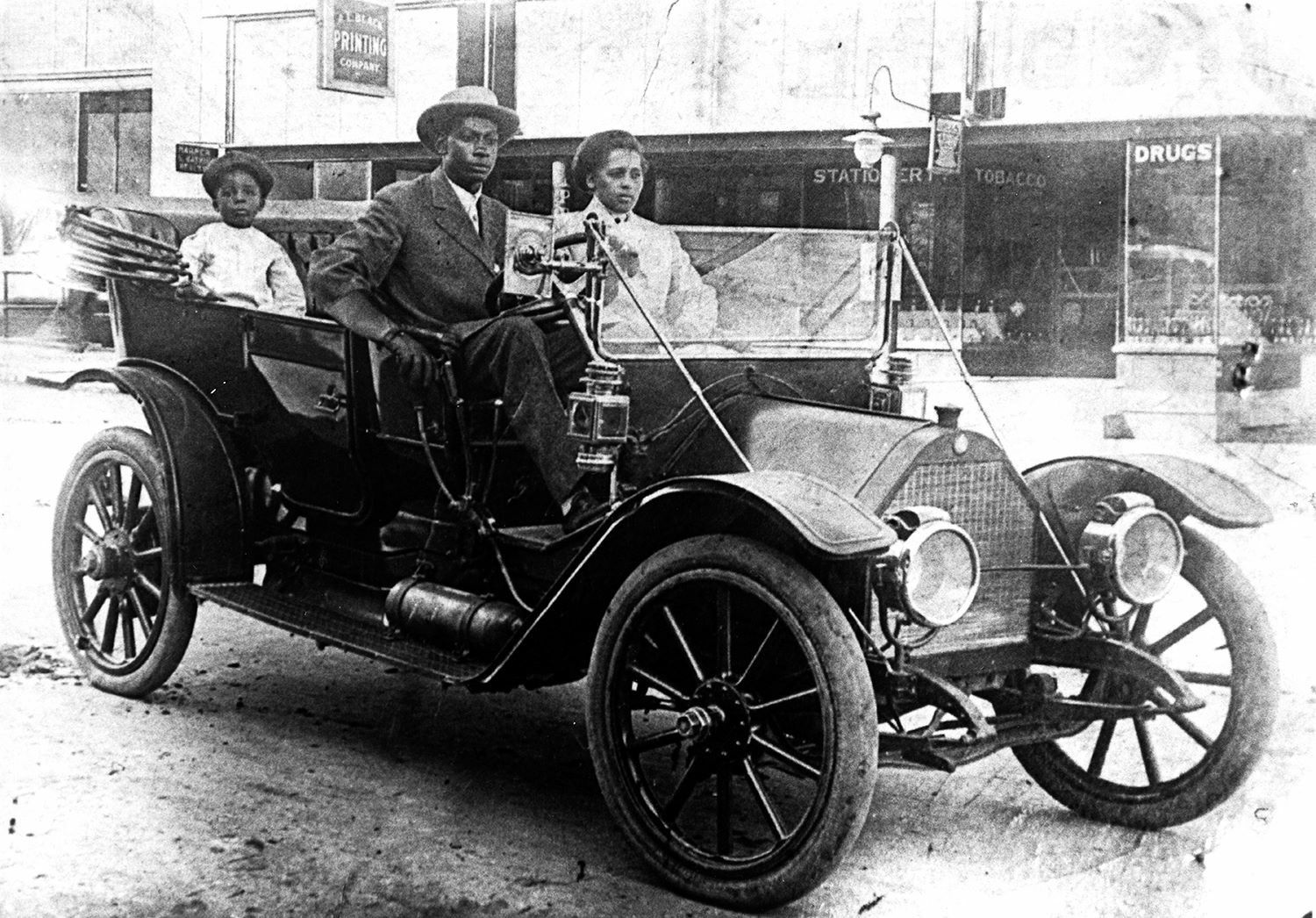 the williams family 1921 at the dawn of the automobile on simply wall street id=64548