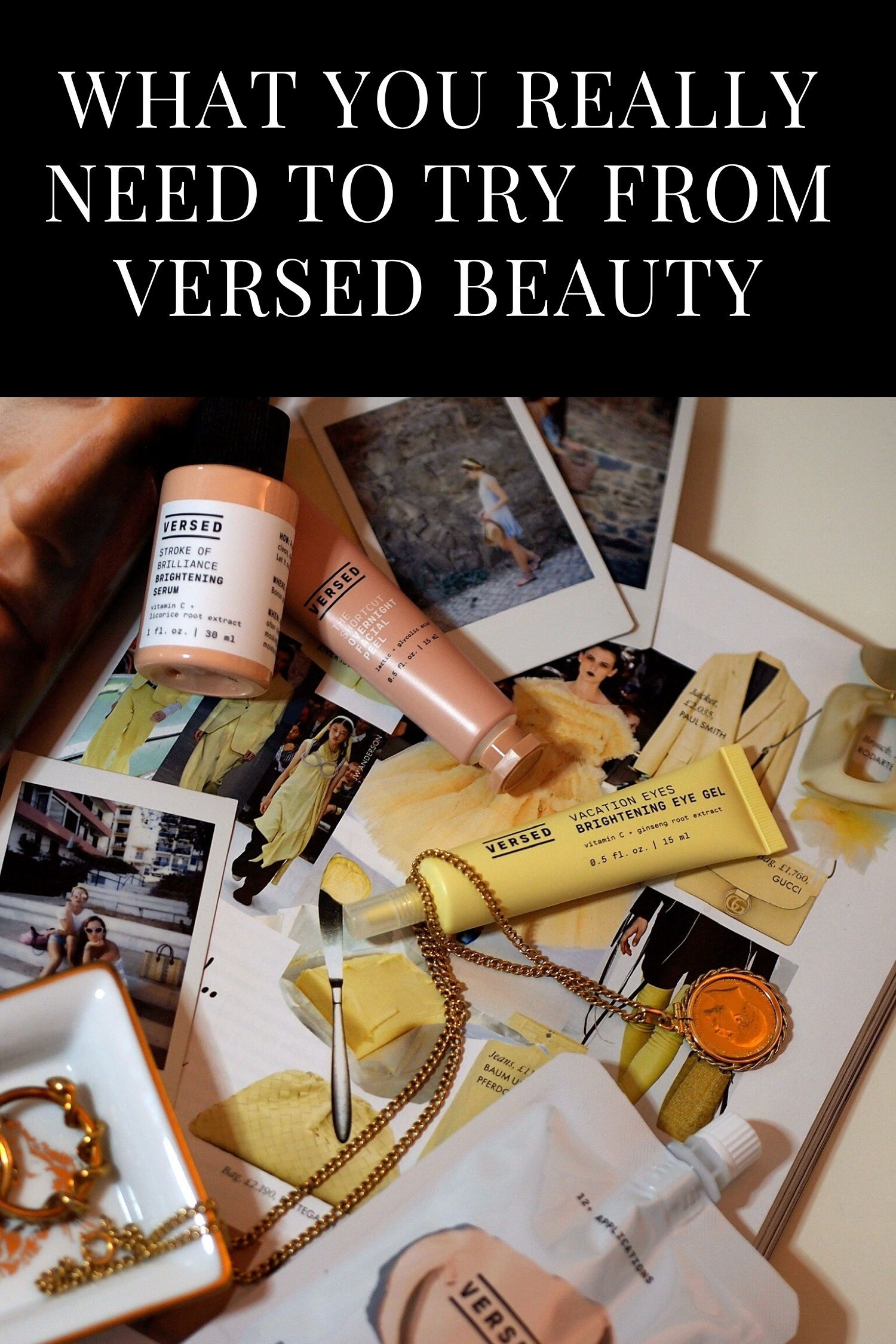 What You Need To Know Trying Versed Skincare With Sensitive Skin Reviews Carolinagmx In 2020 Sensitive Skin Routine Skin Care Natural Skin Care Routine