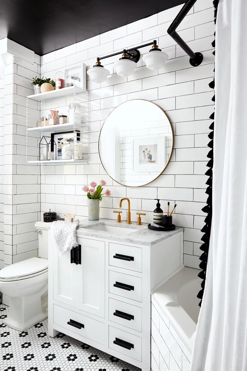 14 Small-Space Lessons from a 750-Square-Foot Townhome ...