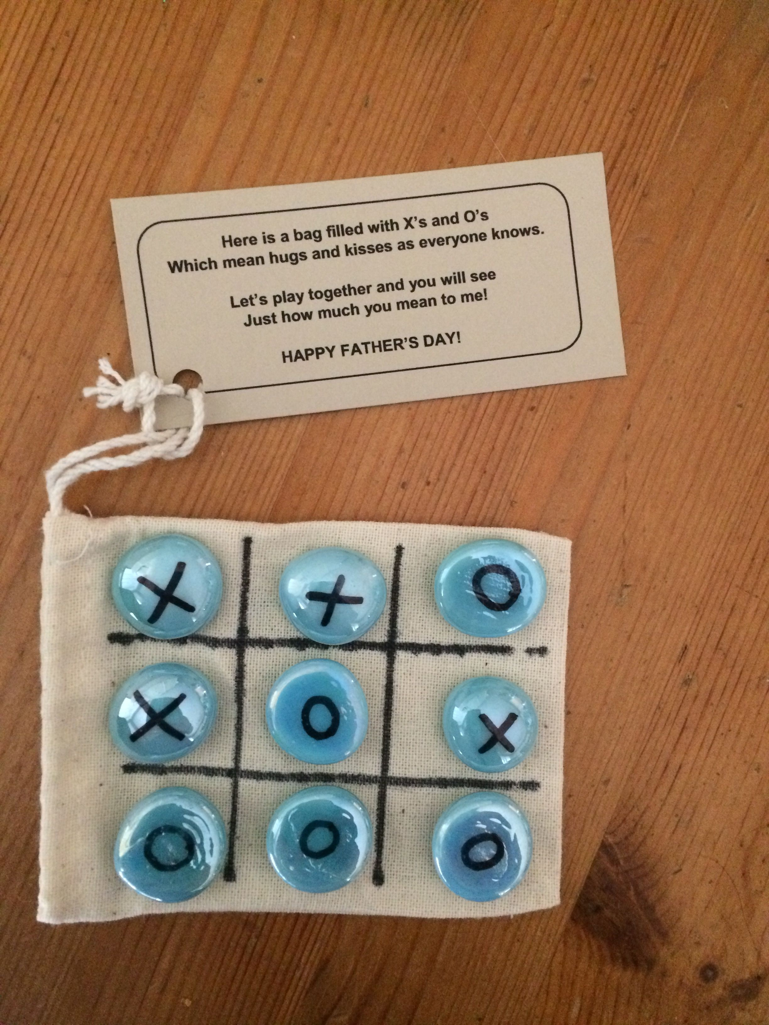 Father S Day Gift Would Also Work With Small Beach Pebbles Or Wood