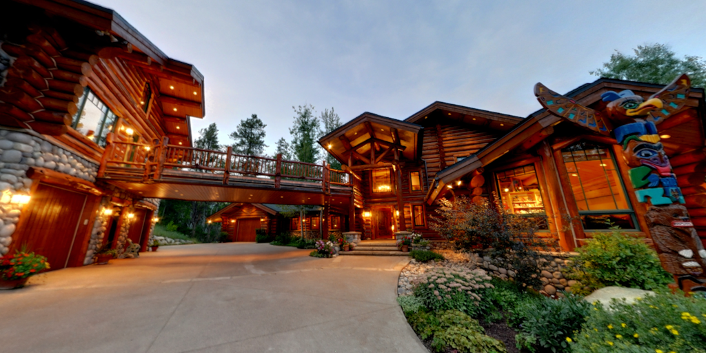 superb luxury log home #6: Best 25+ Log homes for sale ideas on Pinterest | Beauty cabin, Big homes  and Log homes exterior