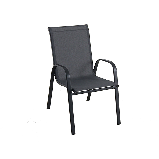 Style Selections Stackable Patio Chair, Reno Depot Patio Furniture Cover