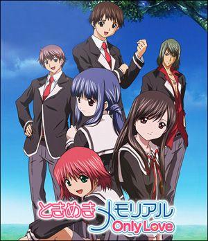 Tokimeki Memorial Anime Love Story Anime Love Anime