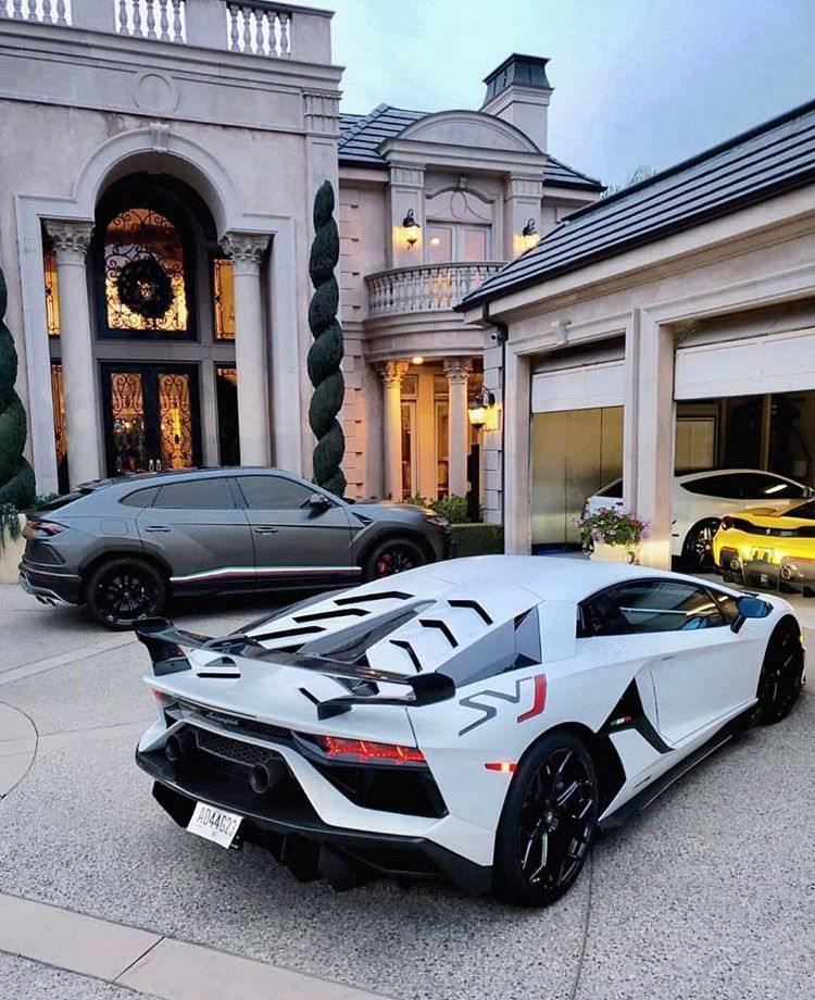 Garage Goals Can You Name All The Cars Here By Ronnierenaldi Goodlife Losangeles Beverlyhills California Supercar Luxury Cars Luxury Dream Cars