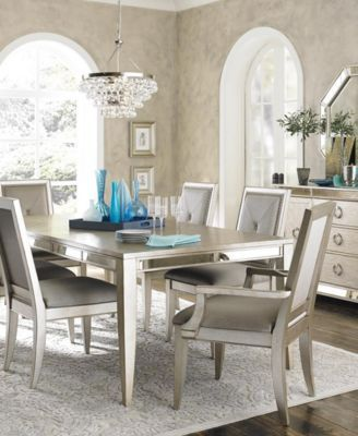 Ailey Dining Table  Furniture  Macy's  Dorothy  Pinterest Awesome Macys Dining Room Chairs Decorating Inspiration