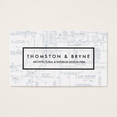 Home construction and architect blueprint business card business home construction and architect blueprint business card malvernweather Gallery